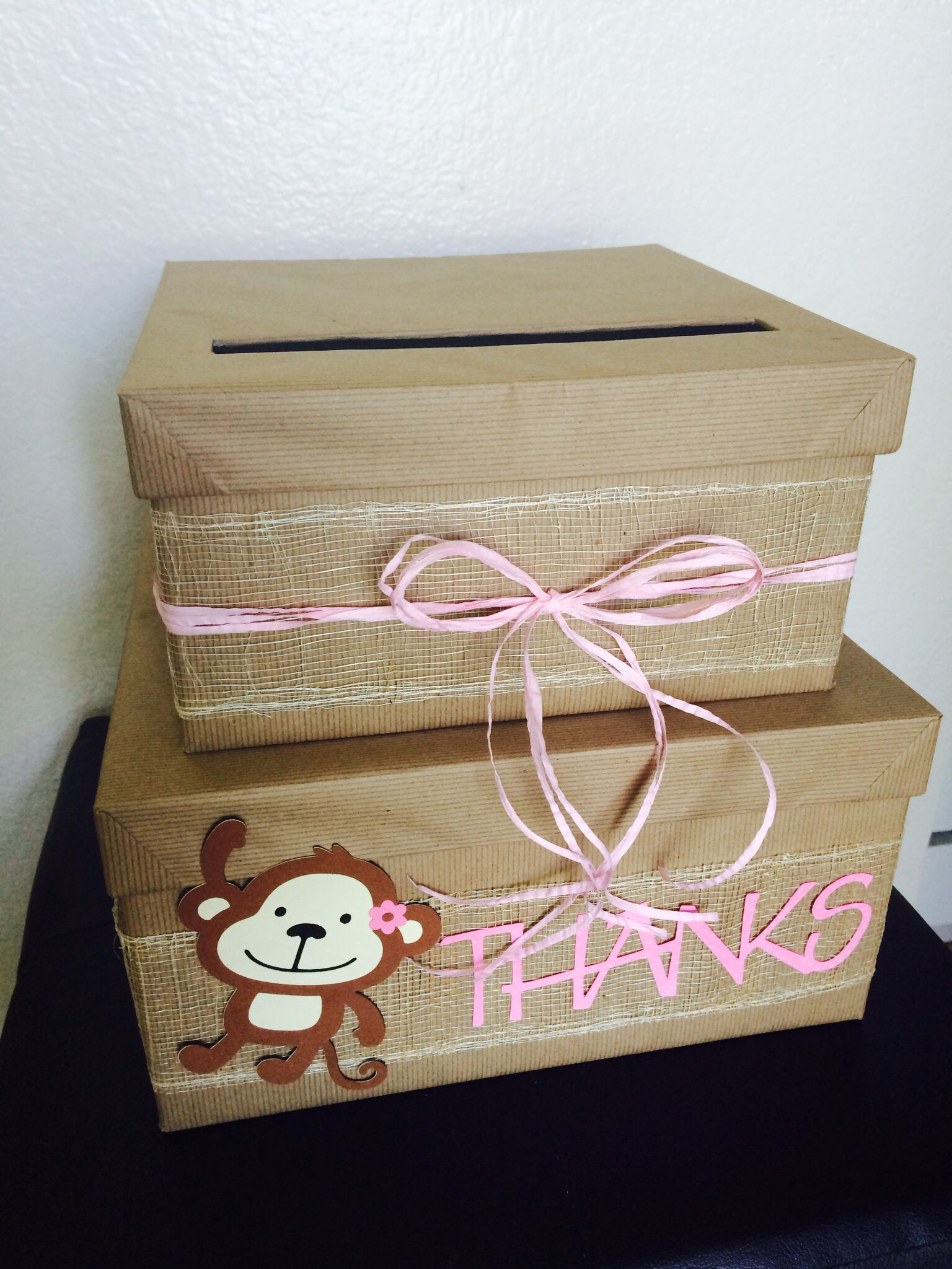 Money Box For Envelopes For A Baby Shower Baby Shower Card Box Baby Shower Envelopes Baby Shower