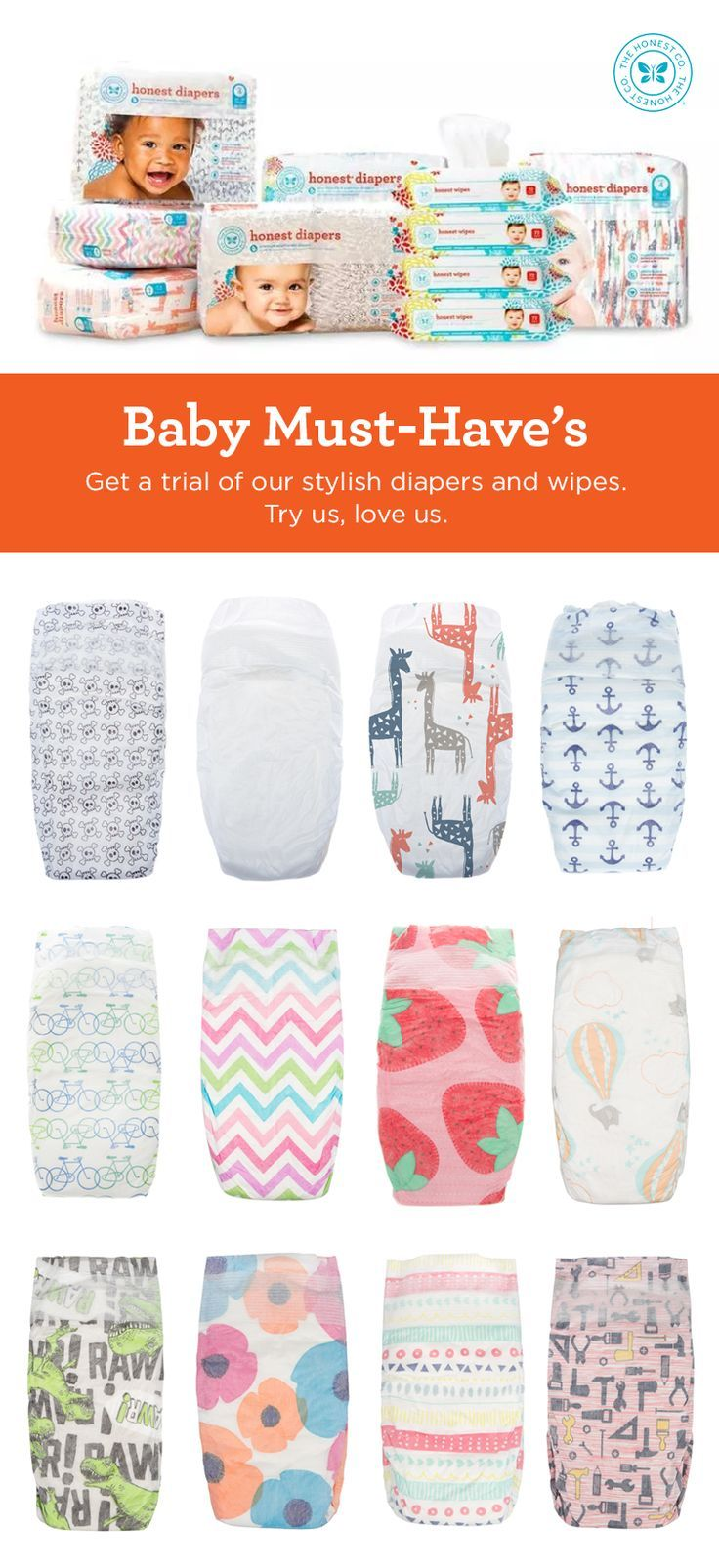 Free trial baby stuff