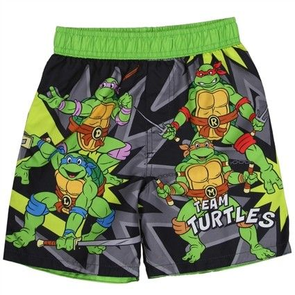 Sizes 2T 3T 4T Made From 100% Polyester Label Nick Jr Teenage Mutant Ninja Turtles Officially Licensed Nick Jr Teenage Mutant Ninja Turtles Clothing