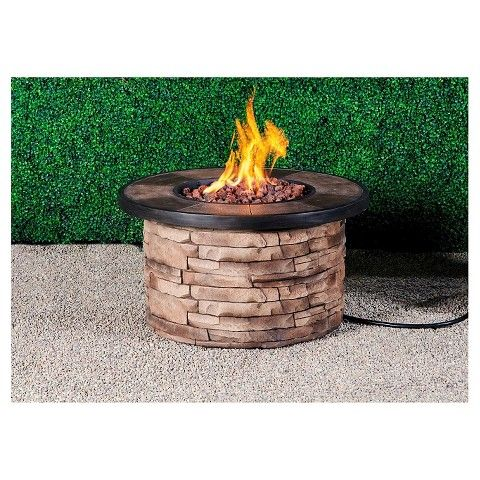 Chisholm 32. Fire TableLpsNatural ...