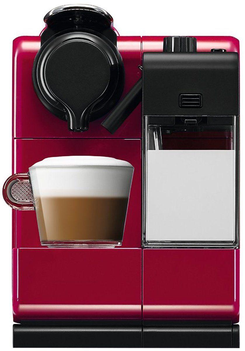 Delonghi EN550R Lattissima Touch Coffee Machine Coffee