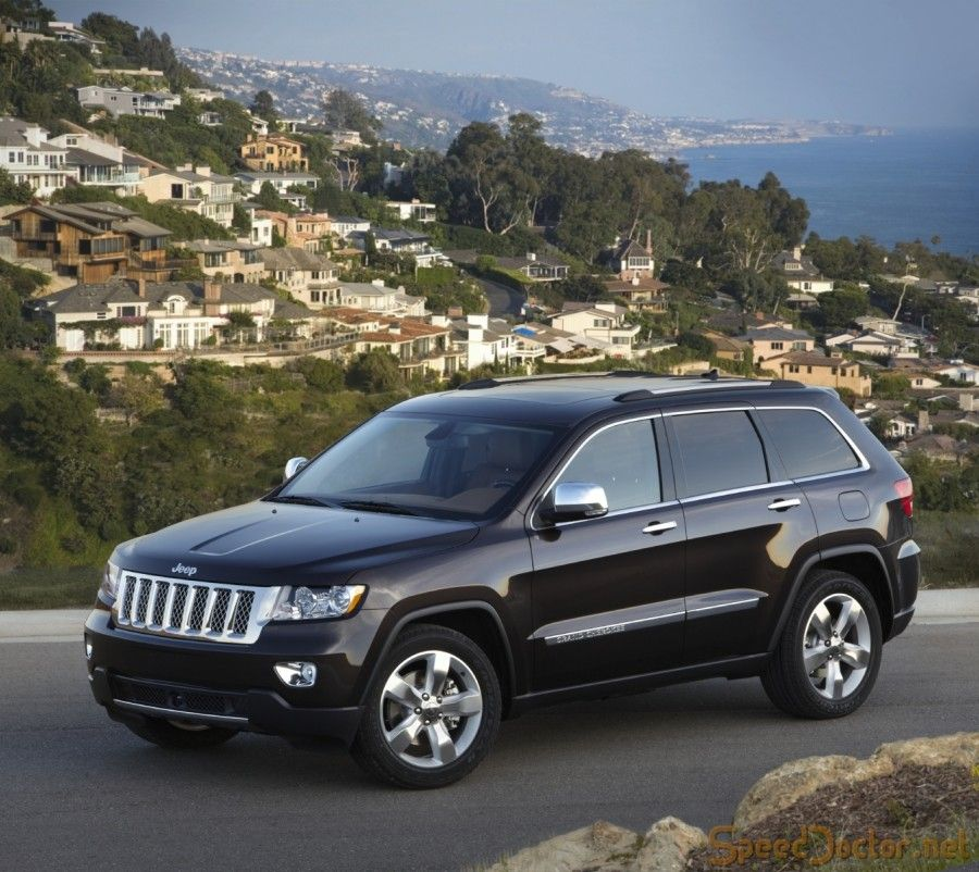 2011 Jeep Grand Cherokee Overland Summit (With images
