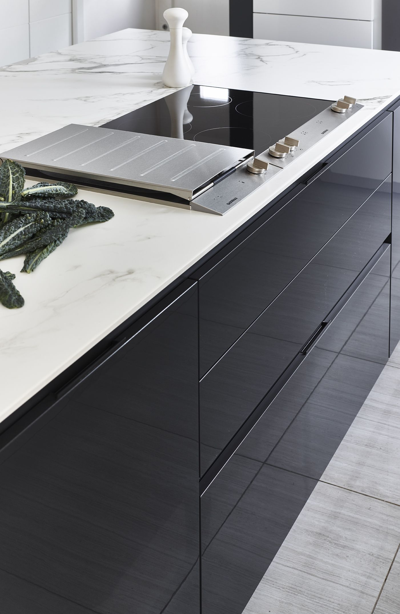 Siematic Showroomkeukens Siematic S3 Siematic S3 Slm Handleless Ex Display Kitchen Royal
