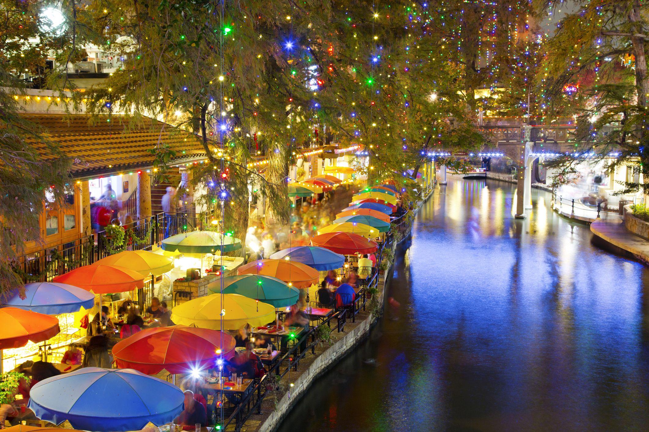San Antonio San antonio riverwalk, World most beautiful