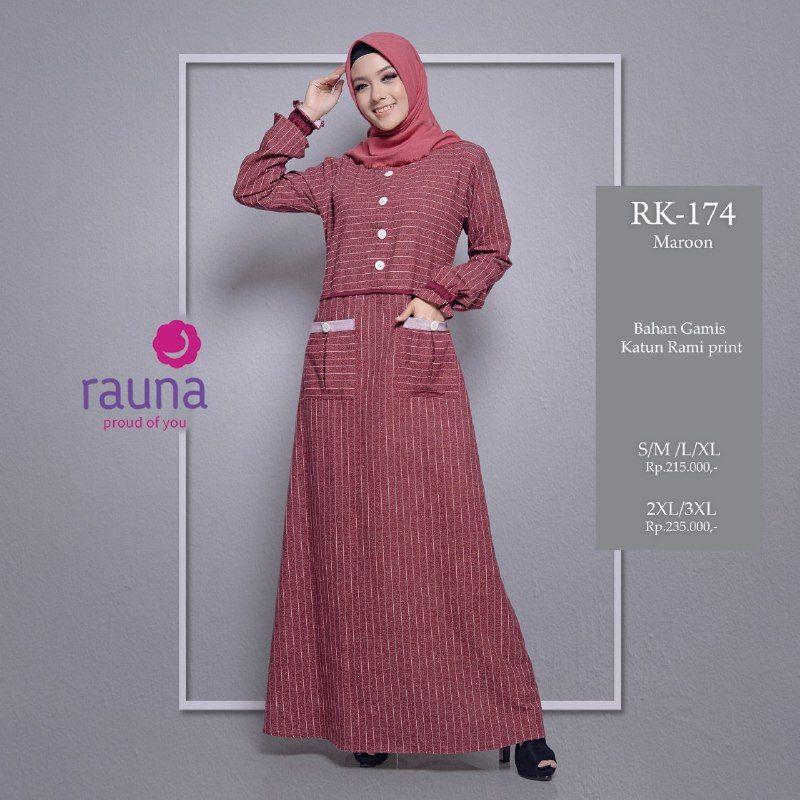 Termurah Wa 62896 1230 8363 Baju Gamis Rauna Surabaya Baju Rauna Terbaru Surabaya Baju Rauna Dresses Fashion High Neck Dress