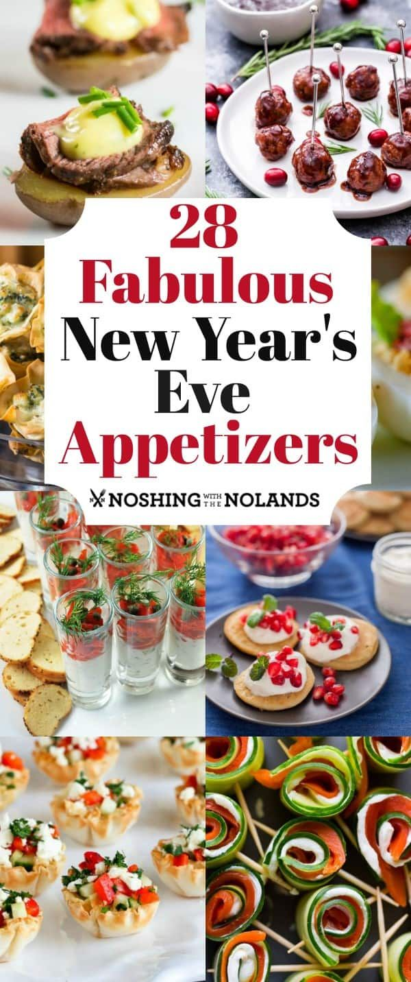 28 Fabulous New Year's Eve Appetizers that will get the party started