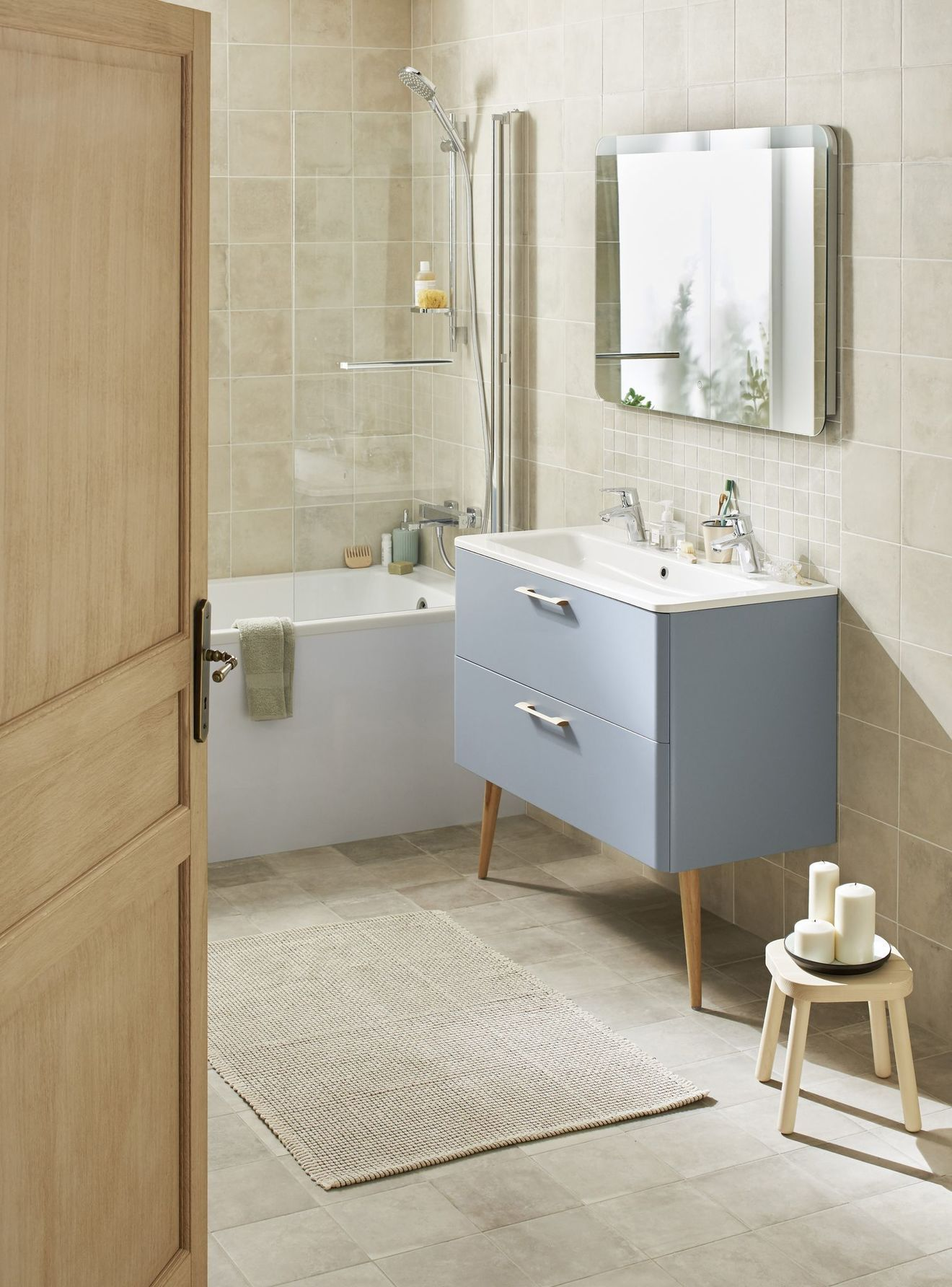 Lapeyre : nouveautés salle de bains 18  Design salle de bain