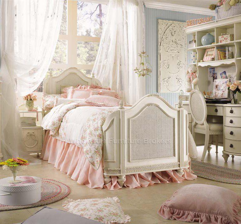 Emma\'s Treasures Twin Size Mansion Bed | Kids Bedroom Furniture ...