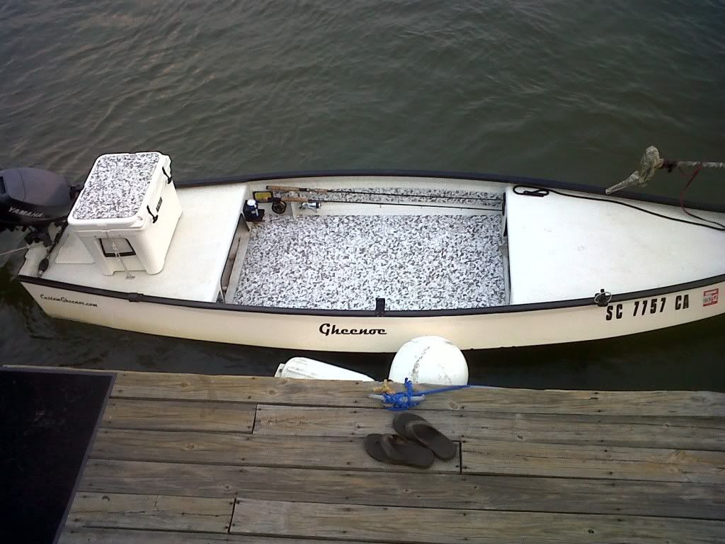 ideal setup   Gheenoe re-do   Small fishing boats, Small pontoon