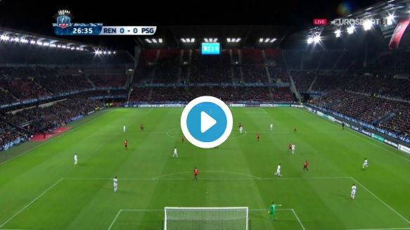 But Draxler Rennes Vs Psg Resume Video 0 1 News Sport Rennes Psg Resume
