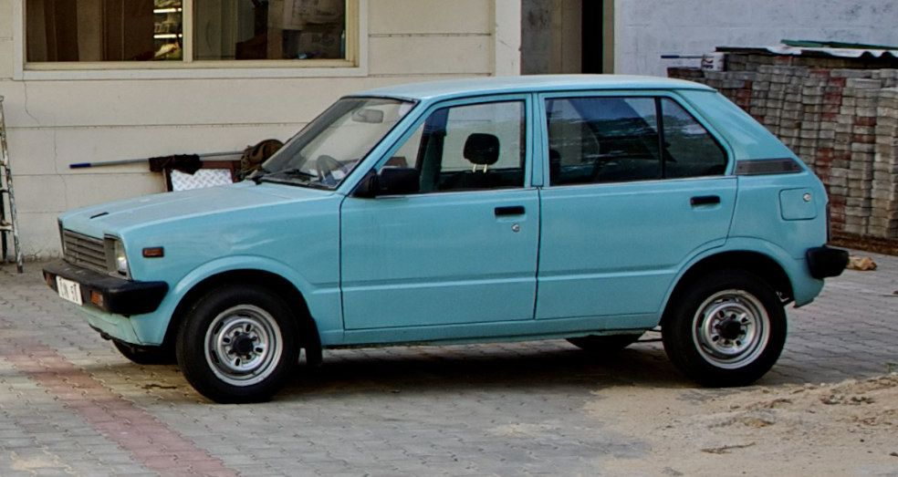 Maruti 800 is a old model car. It is super fast car and maintain is ...