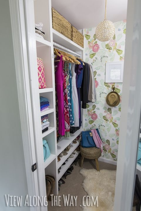 Stunning Diy Closet Makeover On A Small Budget Check Out All These Ideas You Can Copy In Your Own Home