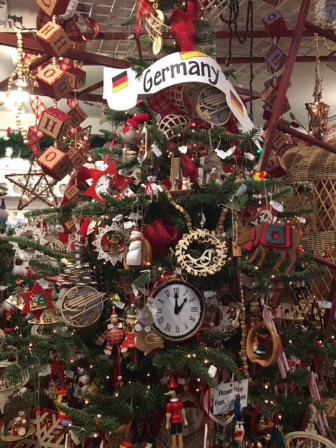 traditional german christmas ornaments - Traditional German Christmas Decorations