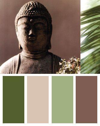 Buddha Breeze Color Palette  Color Palettes  Zen
