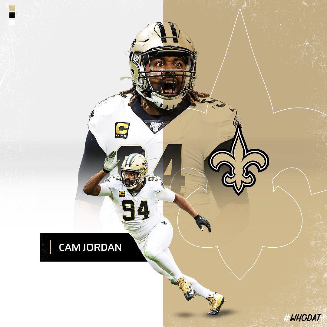 Nola 3 0k On Instagram Supa Cam Whodat In 2021 Nola Cam New Orleans Saints