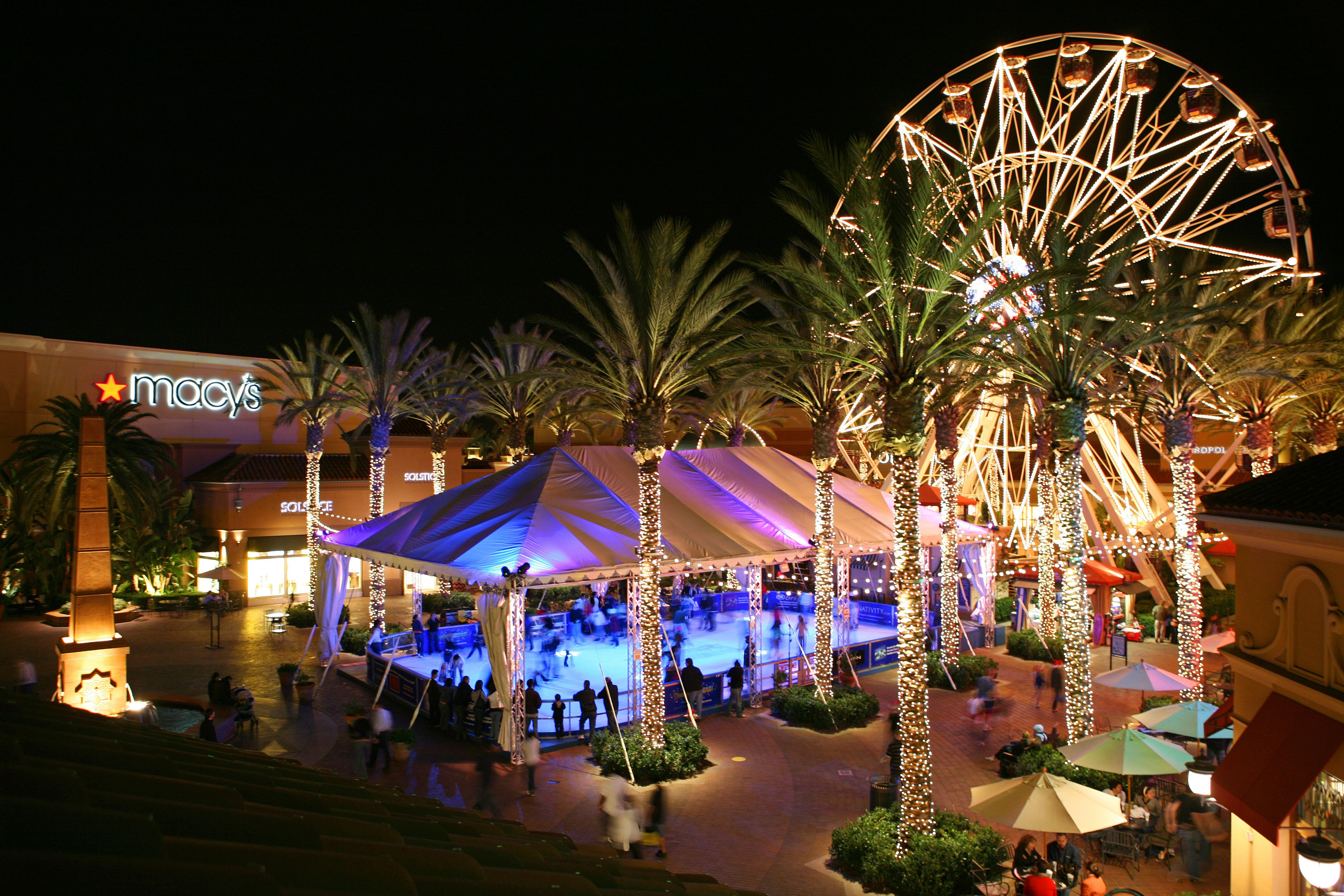 The Irvine Spectrum In Irvine Ca Is Located Just A Short Drive