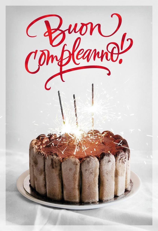 Buon Pleanno Italian Language Birthday Card 199hbd2299 Happy Birthday Italian Happy Birthday Fun Birthday Cake Card