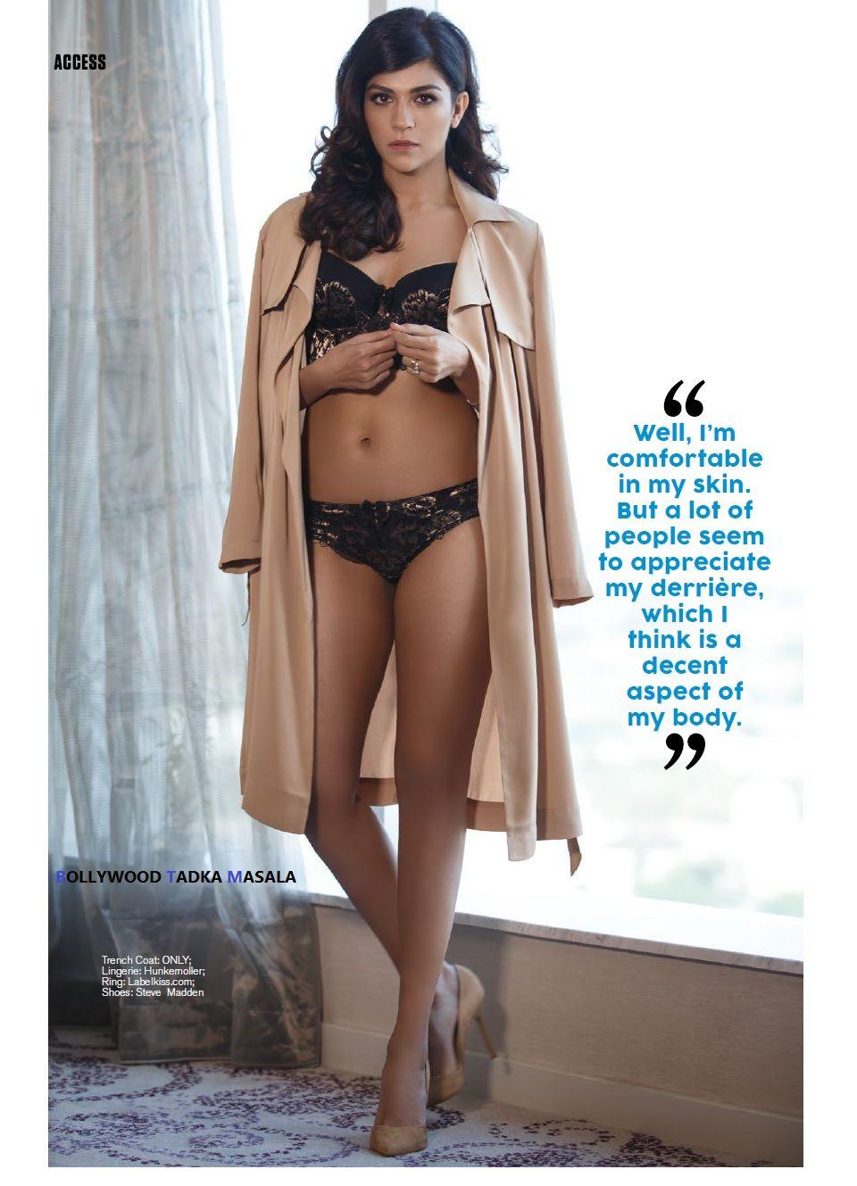Archana Vijaya Stunning Hot Pictures From FHM India Magazine April ...