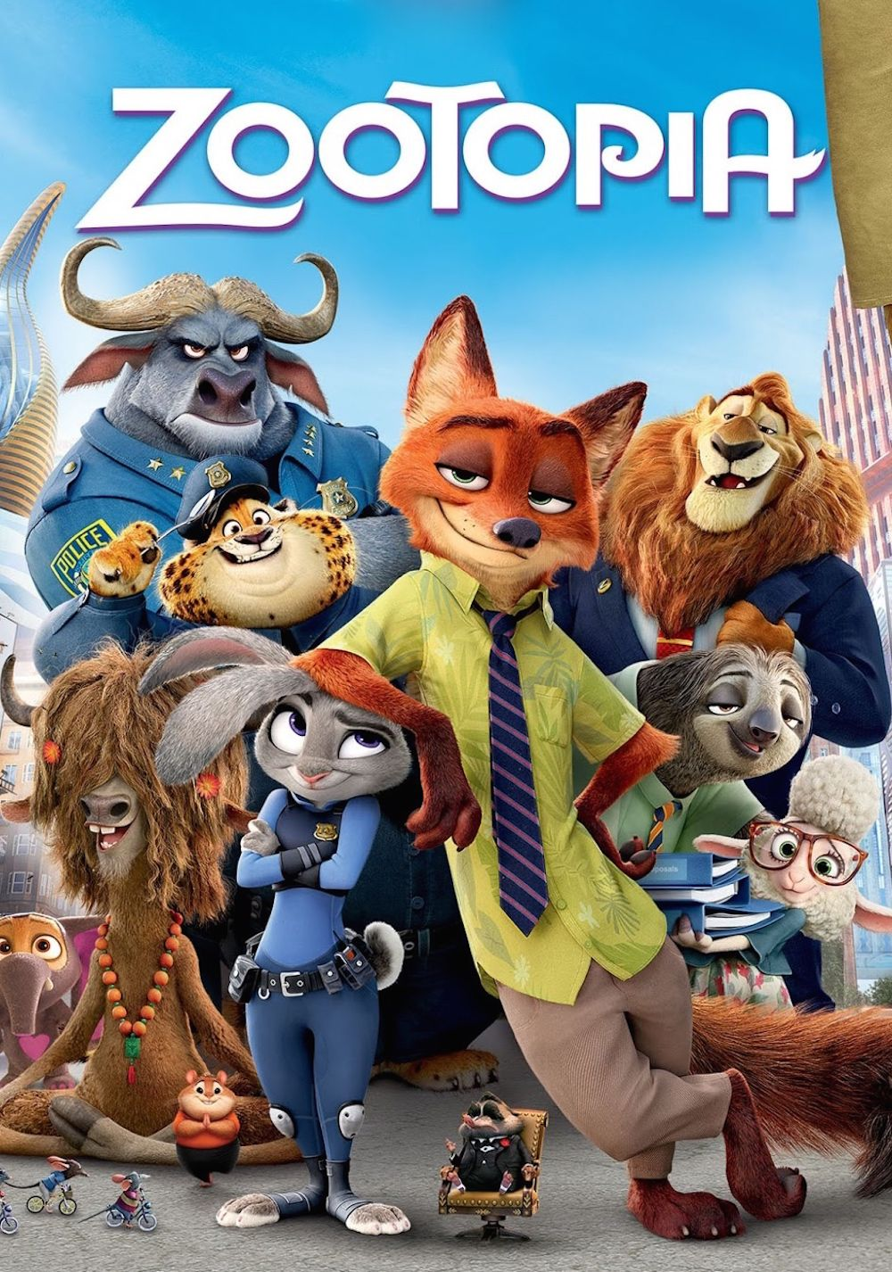 Movie Review Zootropolis Filmes De Animacao Zootopia 2016 Disney Fofa