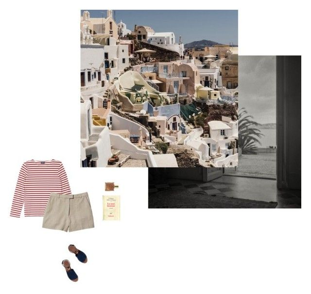 """""""Constantine"""" by all-star-72 ❤ liked on Polyvore featuring Saint James, 3.1 Phillip Lim, Tory Burch and Nuxe"""