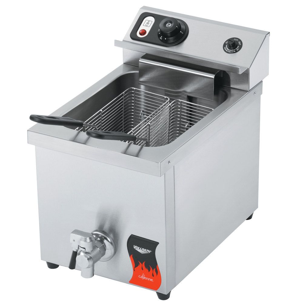 Commercial Countertop Deep Fryer Commercial Electric Countertop