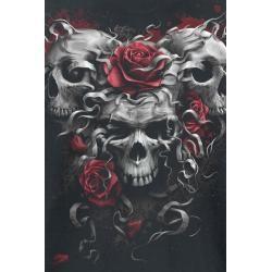 Photo of Spiral Skulls N' Roses T-Shirt Spiral Direct