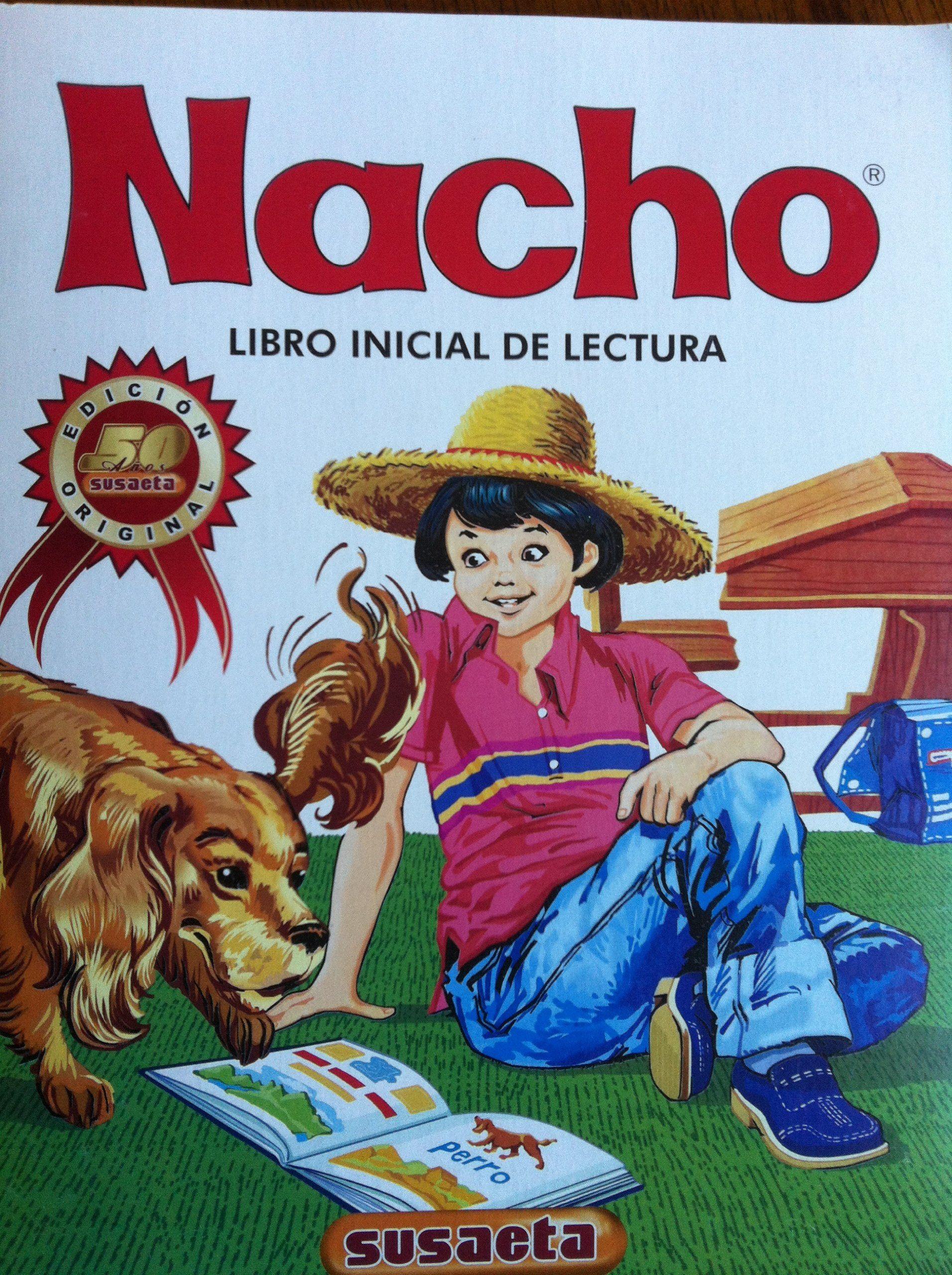 Nacho Libro Inicial De Lectura Coleccion Nacho Jorge