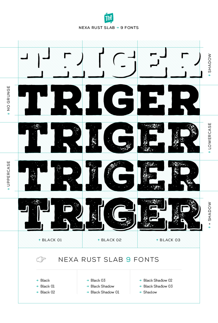 Download Nexa Rust free font | Graphic design tips, Fonts, Best ...