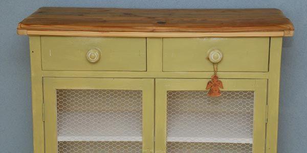 Renovácia skrine – francúzsky vidiecky šarm