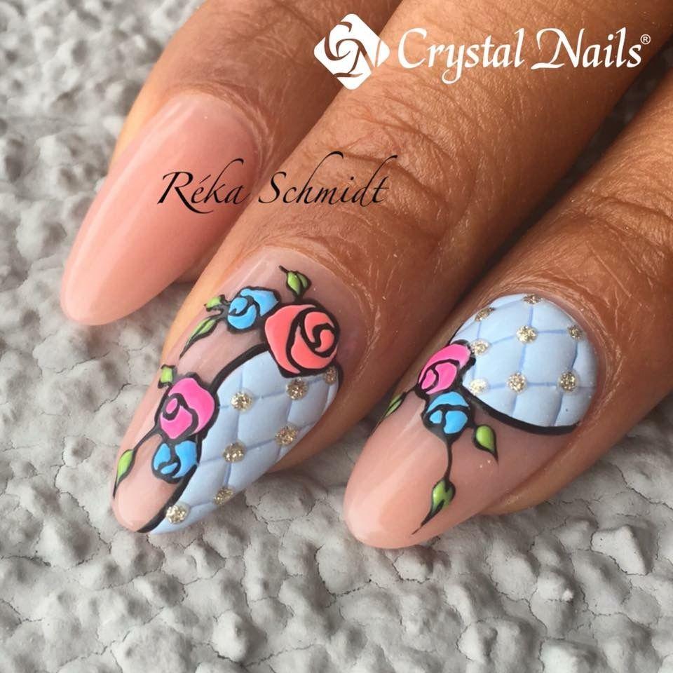 Pelikh nailz unhas pinterest flower nail art flower nails