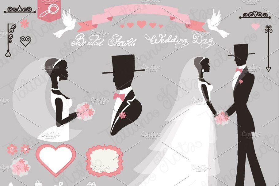 Photo of Retro wedding invitation. Vector , #sponsored, #Card#mm#cards#small #affiliate