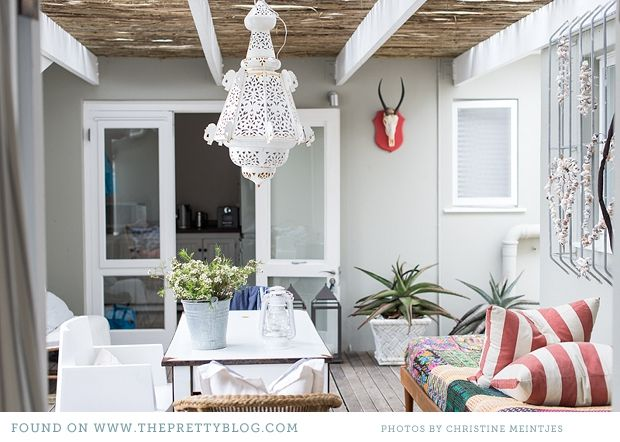 Kleinmond Beach Cottage Home Tour Beach cottages Beach and House
