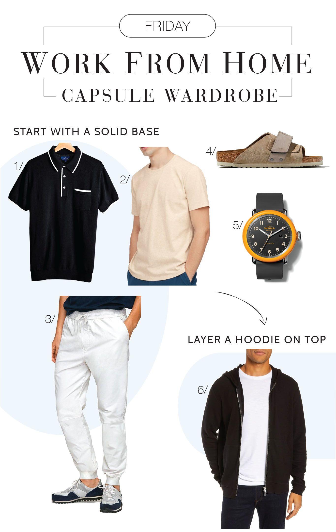 Essentials Mens 7