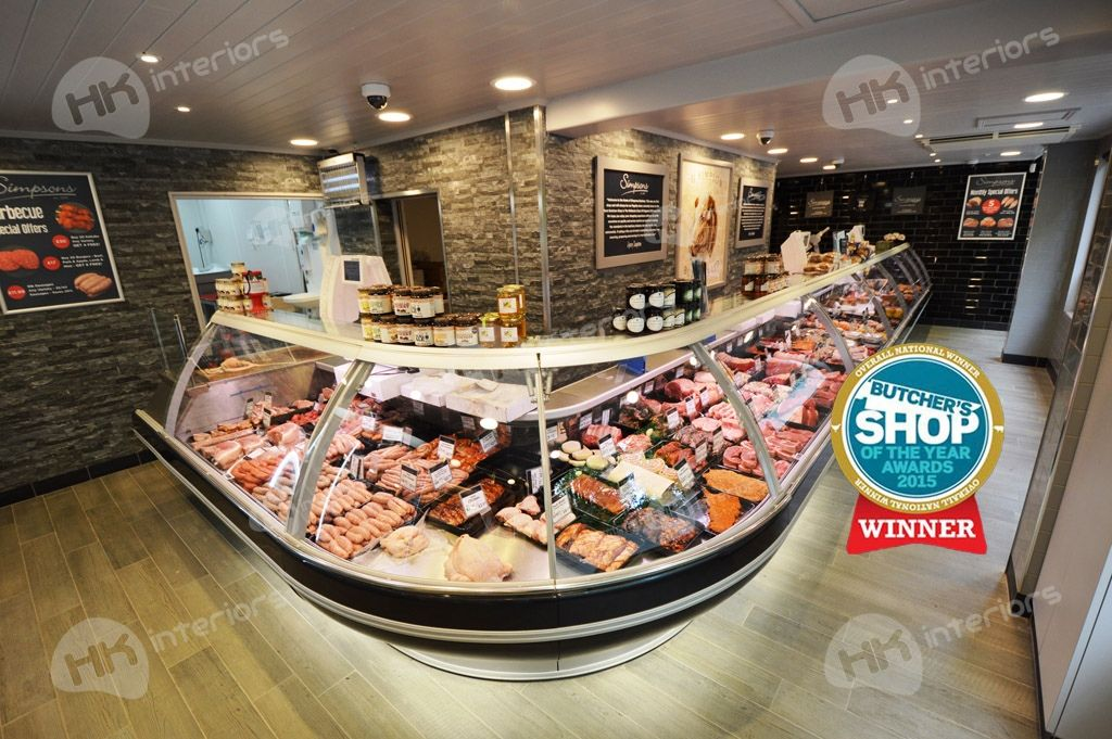 Butchers shop of the Year 2015 - Simpsons Heckington in ...