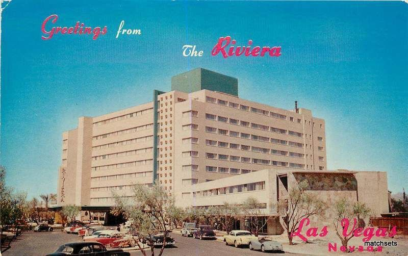 1950 39 s las vegas nevada riviera hotel i think it looks for Riviera resort las vegas