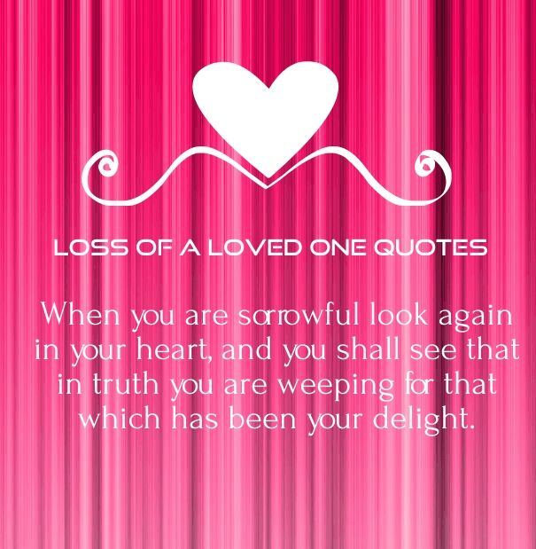 Quotes About Lost Loved Ones In Heaven Love Quotes For Her From Mesmerizing Lost Of A Loved One Quote
