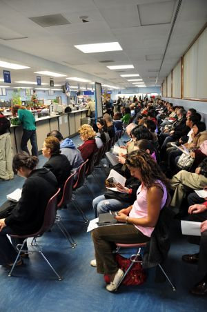 California Dmv Gets You In And Out There Are Few Things In Life