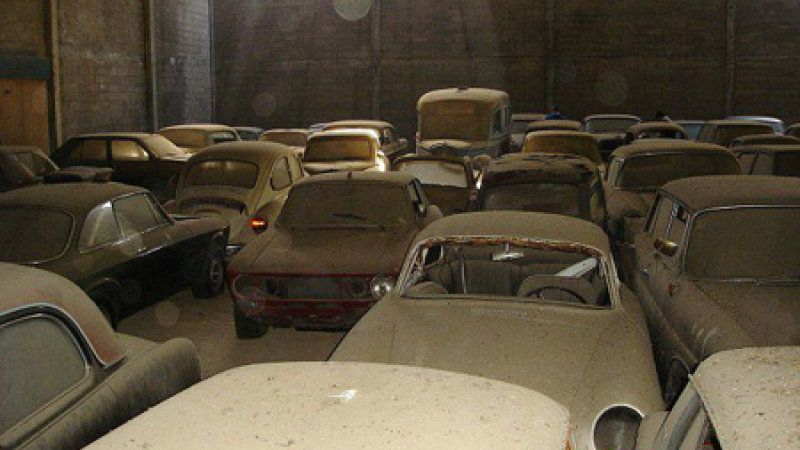 The Great Portugese Barn Find Hoax Debunked But Still Going Strong