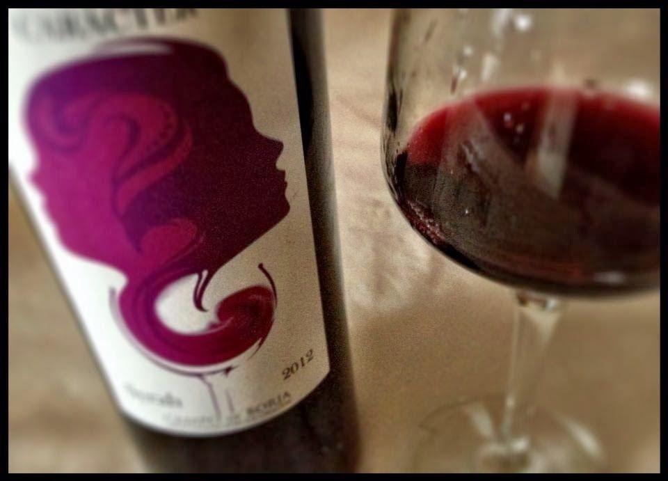 El Alma del Vino.: Bodegas Ruberte Aliana Carácter Syrah 2012.