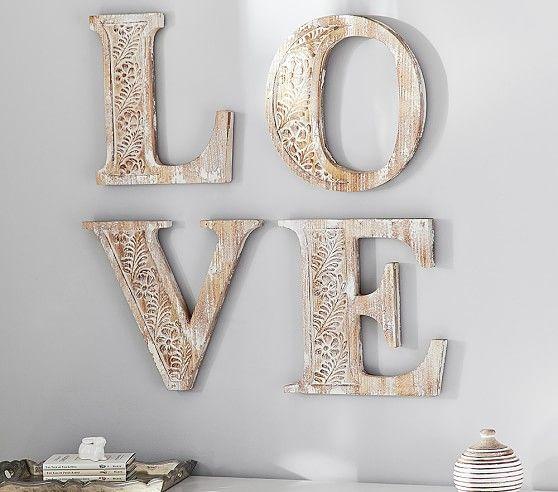 LOVE Boho Letters | Pottery Barn Kids