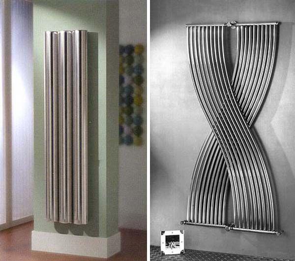Artistic Wall Design Inc : Designer radiators that will charm