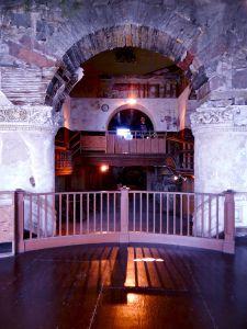 Boldt Castle Bowling Alley
