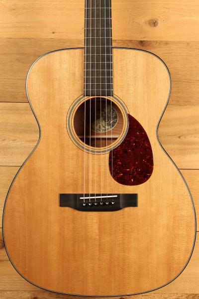 Collings Om1 Baked Sitka Spruce Figured Mahogany Sitka Sitka Spruce Collings Guitars