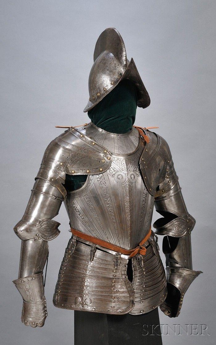 Cabasset Armor Helmet