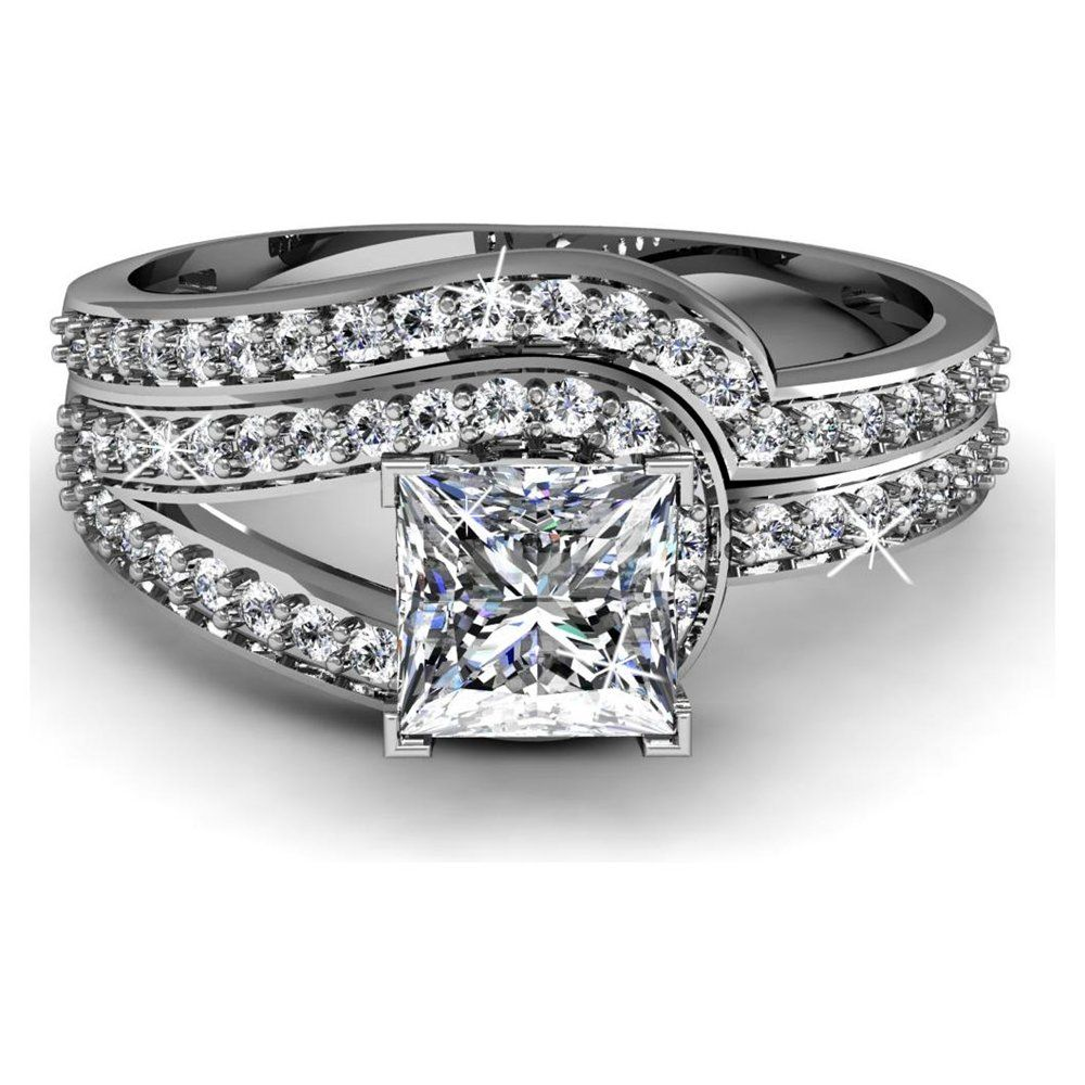 wedding rings for women | women wedding rings, diamond wedding