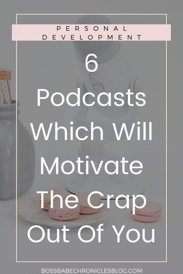 Feeling uninspired? These podcasts are perfect to motivate you to start living your best life! Learn about how to be successful in your career, finances, and overall live a happier and more fulfilled life. These are the best podcasts for women in their 20s or anyone who is looking for an extra boost of motivation. #podcasts #inspiration #motivation #liveyourbestlife