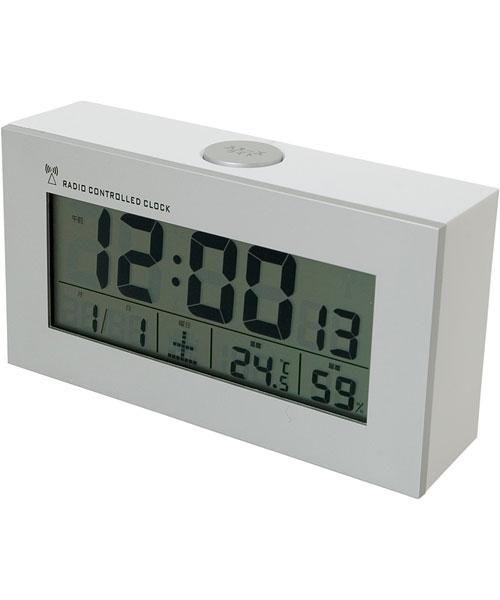 電波デジタル時計(YT6508)