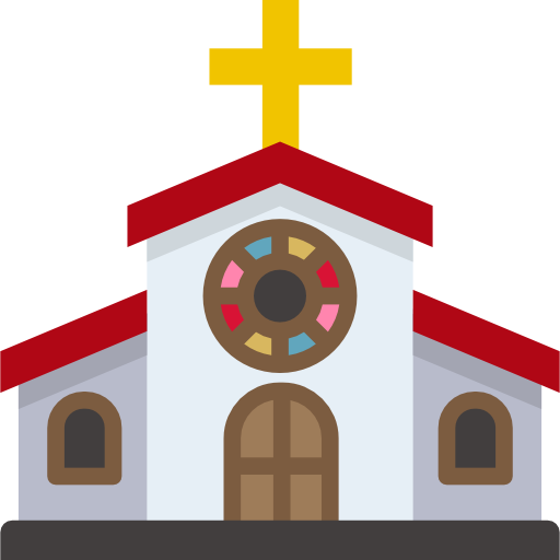 Download Now This Free Icon In Svg Psd Png Eps Format Or As Webfonts Flaticon The Largest Database Of Free Free Icons Church Logo Inspiration Church Icon