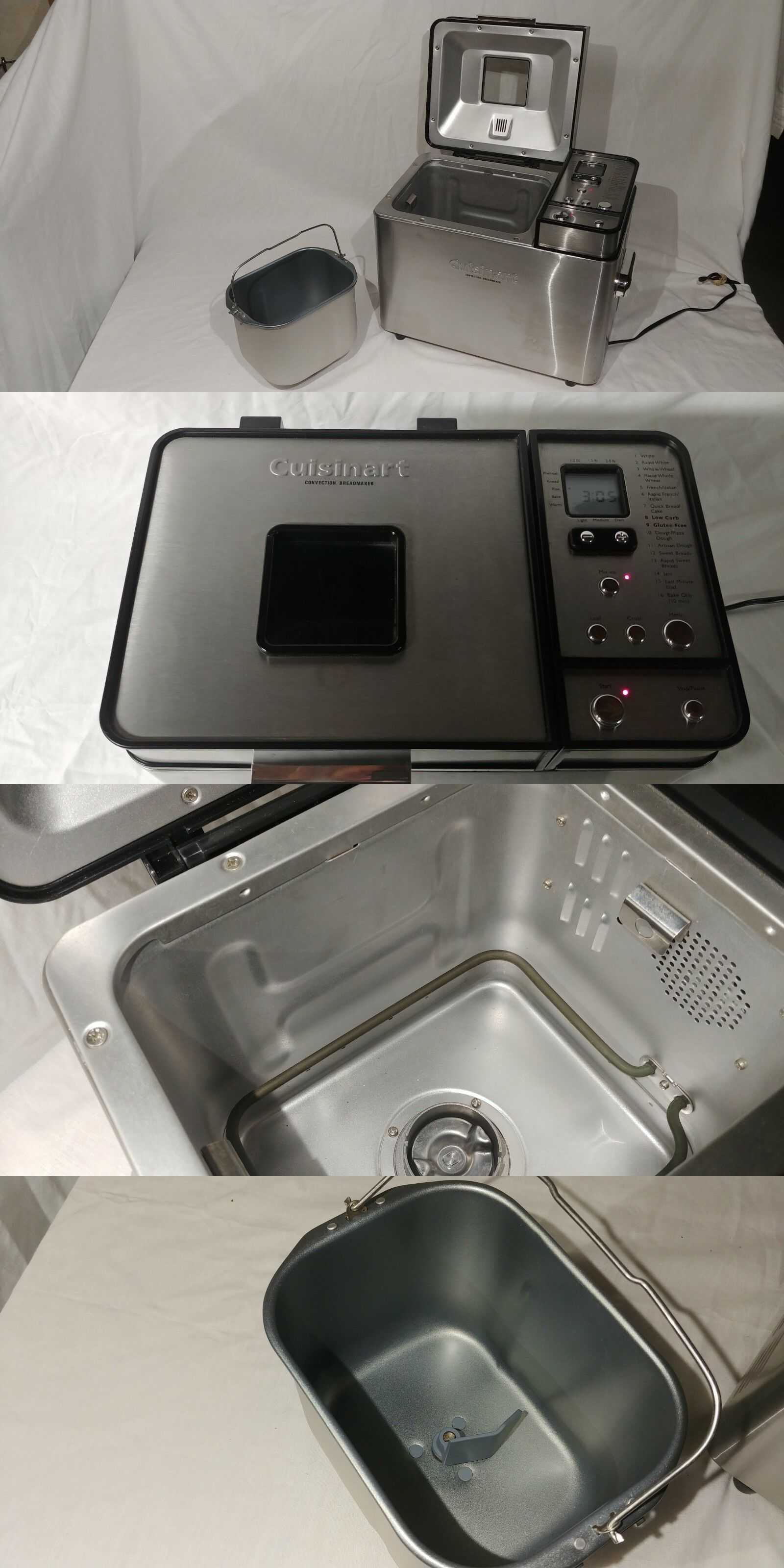 W400 Black /& Decker Bread Maker Machine Replacement Pan for Model B2200