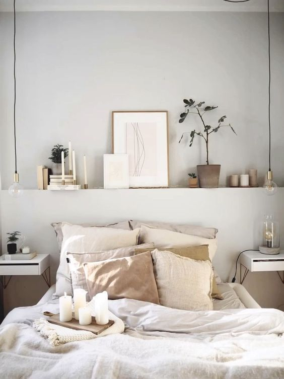 Curated Neutral Cozy Bedroom - 9 Tricks To Make A